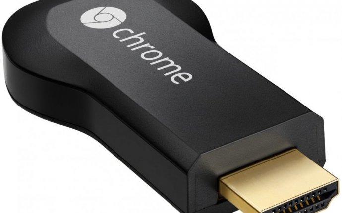 Google Chromecast мультимедийный медиаплеер для телевизора - Xnet.lv