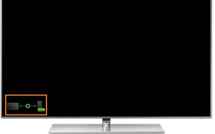 Как подключить пульт Smart Touch Control (сенсорный) к телевизору