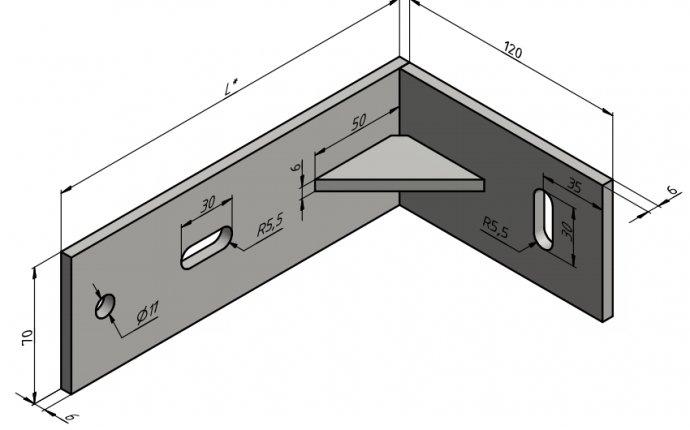 Комплектующие для алюминиевых конструкций | Алюсит