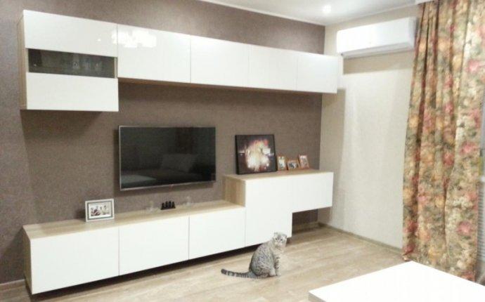 Мебель Бесто от Икеа - фото комбинаций в интерьере