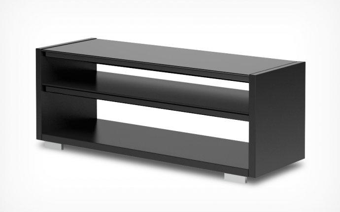 Подставка для ТВ и Hi-FI техники Holder TV-30110 черный в