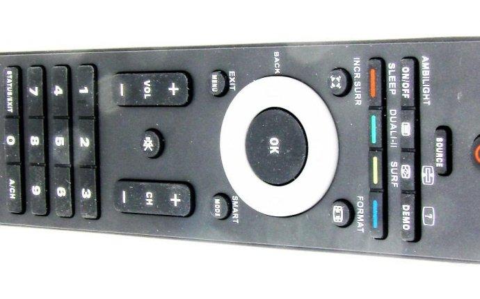 Пульт для телевизора PHILIPS (HUAYU) RM-670C (LCD) универсальный