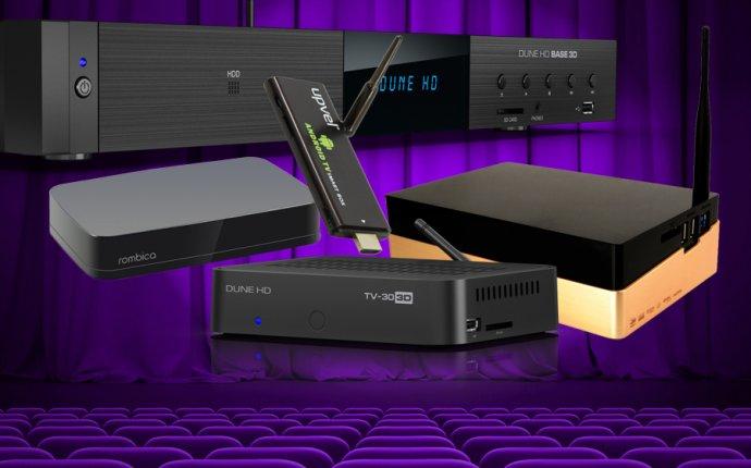 Топ-5 – сетевые медиаплееры. Сравниваем стационарные модели в